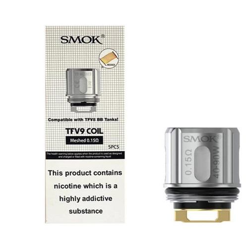 SMOK TFV9 Meshed Coils
