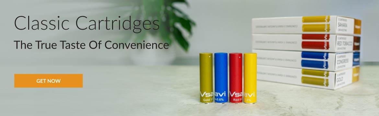 Vapour2 Classic Cartridges