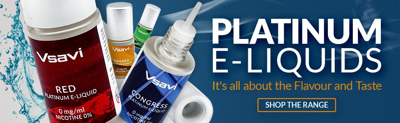 VSAVI Platinum E-Liquid