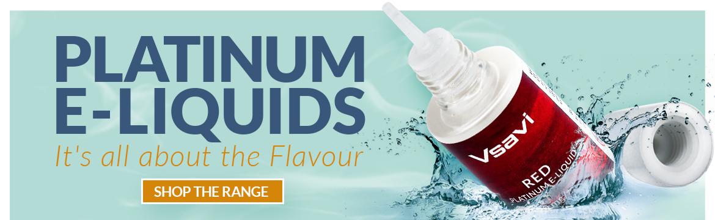 V2 VSAVI Platinum E-Liquid
