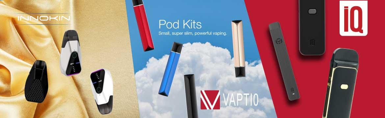 Best POD Kits in UK
