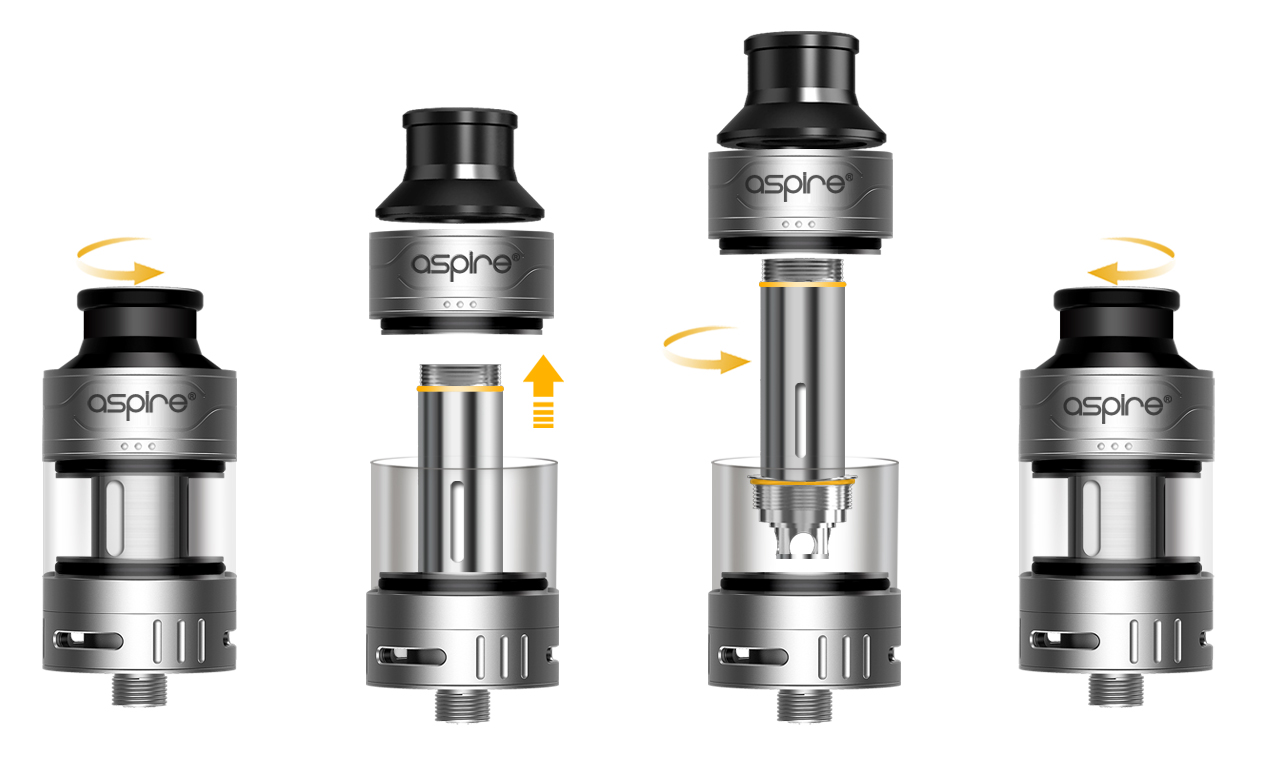 Aspire Cleito Pro Coil Replacement