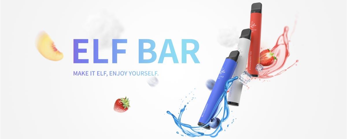 elf bar disposable