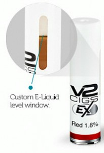 V2 Cigs EX Cartridges