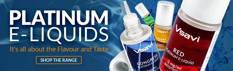 Platinum Best e-liquids