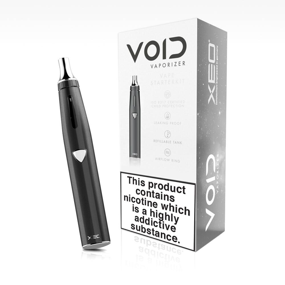 Best selling mid-level vaporizer XEO VOID