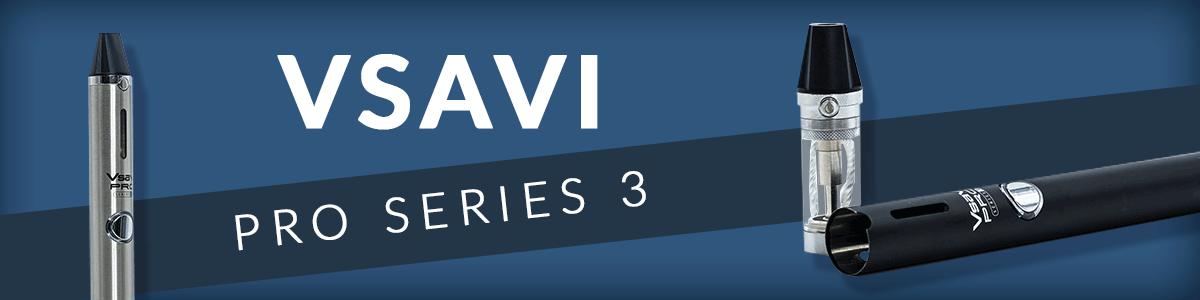 V2 Vsavi Pro Series 3 Vape Pen