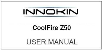 Innokin Coolfire Z50 User Manual
