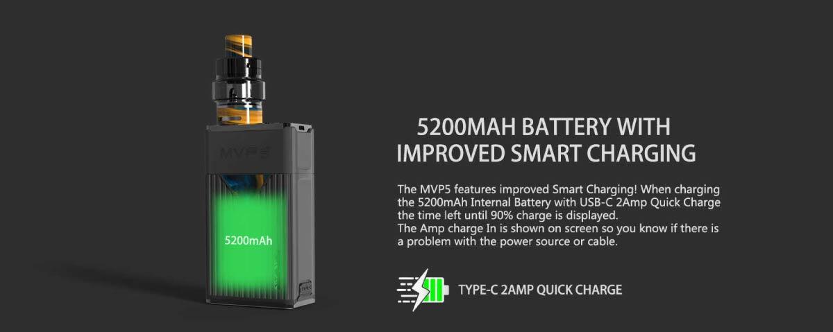 innokin mvp5 5200mah battery