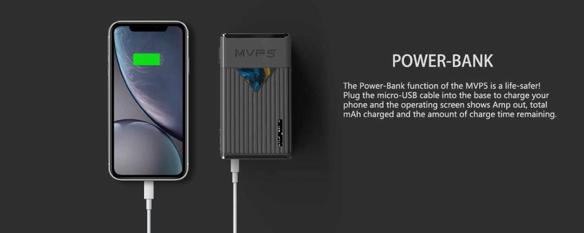 innokin mvp5 5200mah power bank