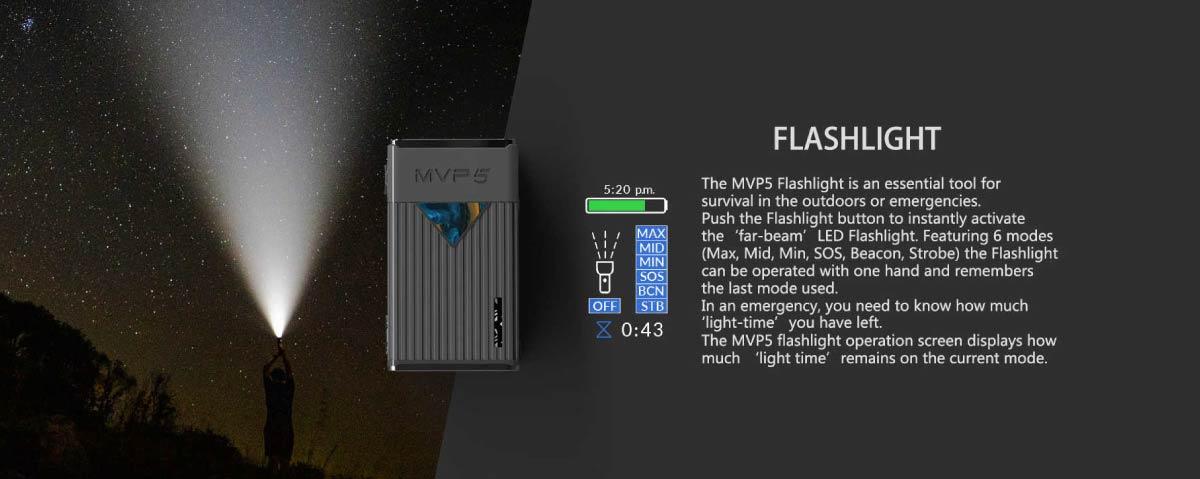 innokin mvp5 flashlight