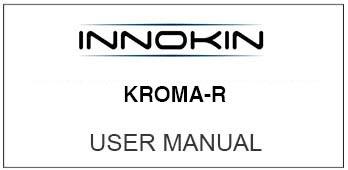 Innokin Kroma-R Zenith Kit User Manual