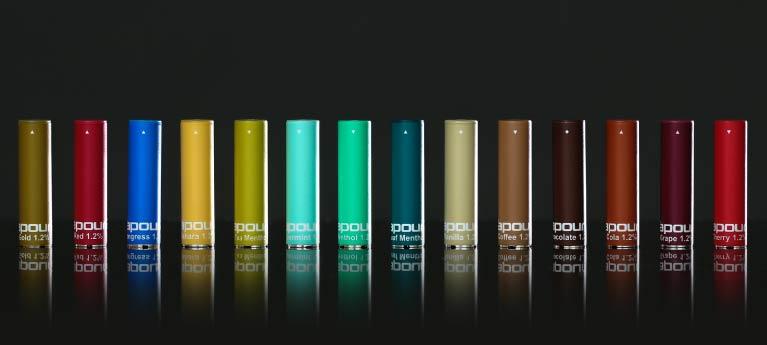 v2 prefilled flavour cartridges