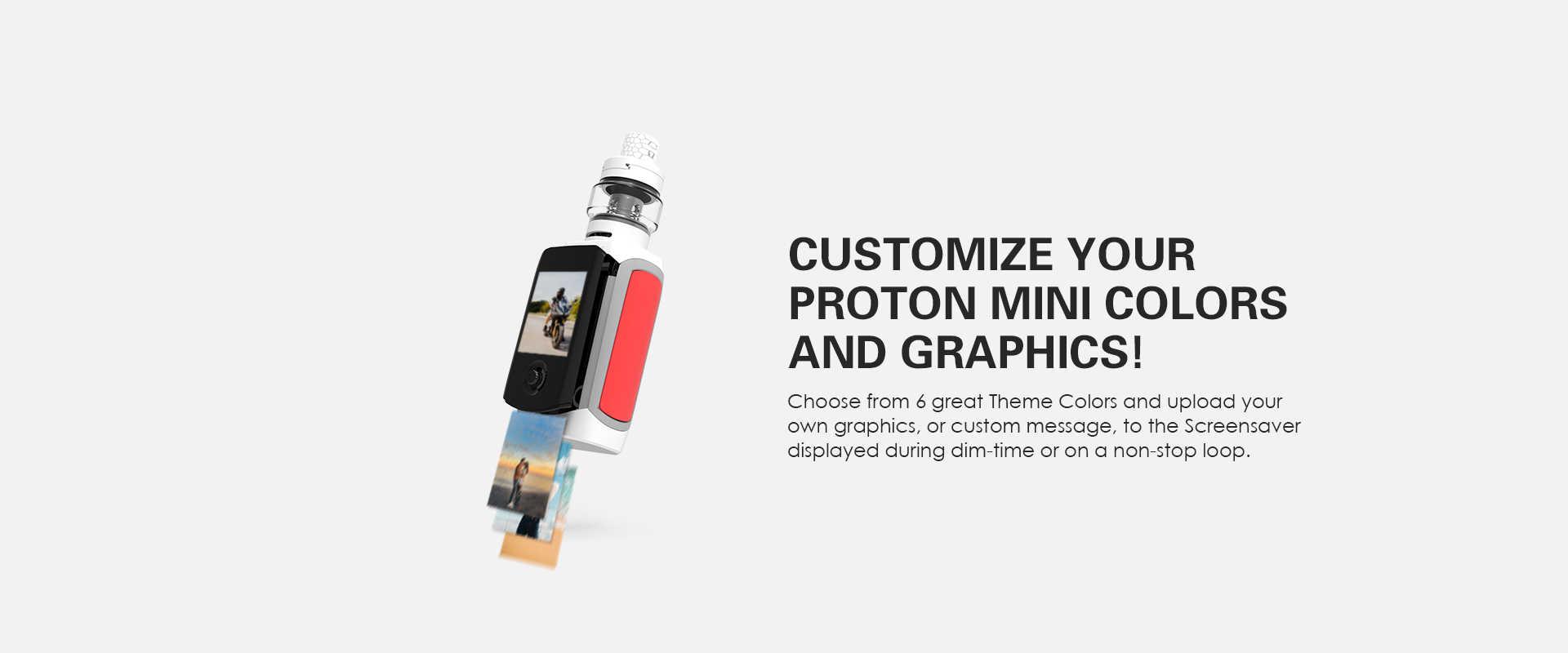 Proton Mini Ajax Kit Specifications