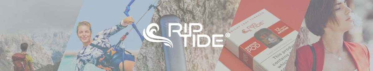 Tobacco free synthetic nicotine: Riptide Lifestyle