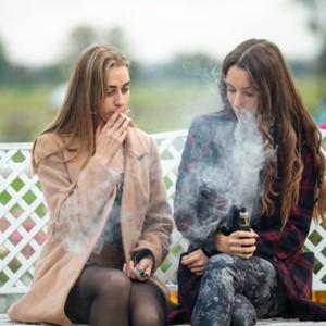 Switching From Smoking to Vaping