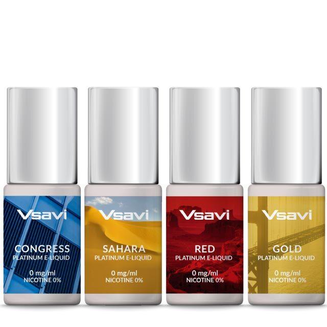 Vapour2 tobacco flavoured e-liquids