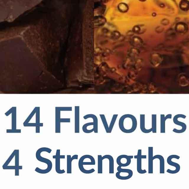 vapour2 sweet flavours