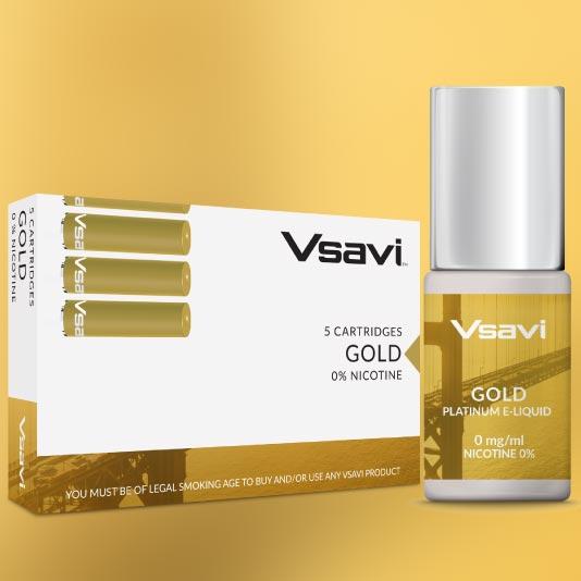 V2 Gold Tobacco Flavour