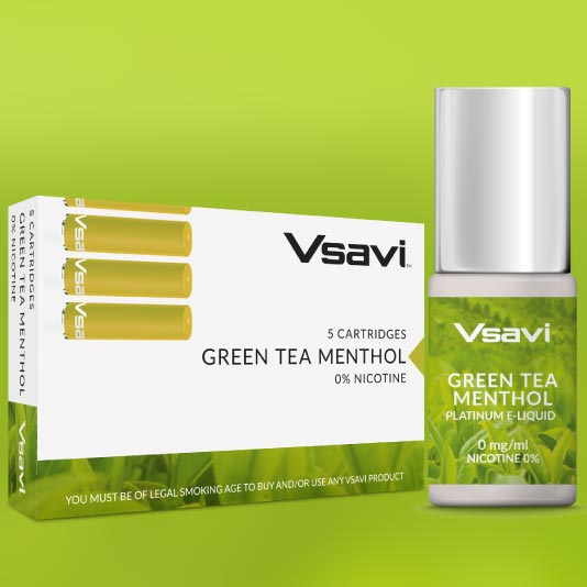 Green Tea E-Liquid