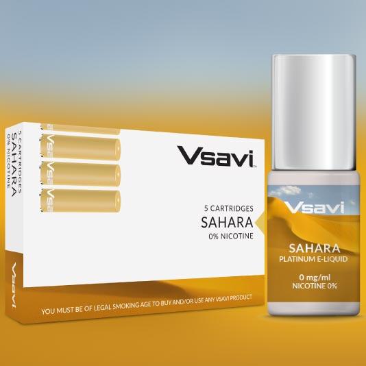 V2 Sahara Flavour