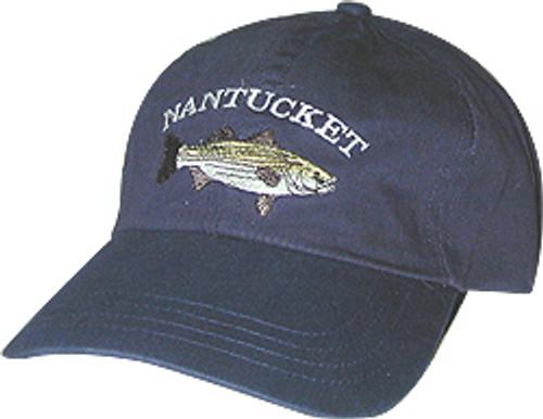 a2979d1c1a8 Nantucket Stripers Baseball Cap - The Sunken Ship