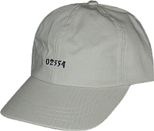 c5c7829ac70 Nantucket Zip Code 02554 Baseball Cap - The Sunken Ship