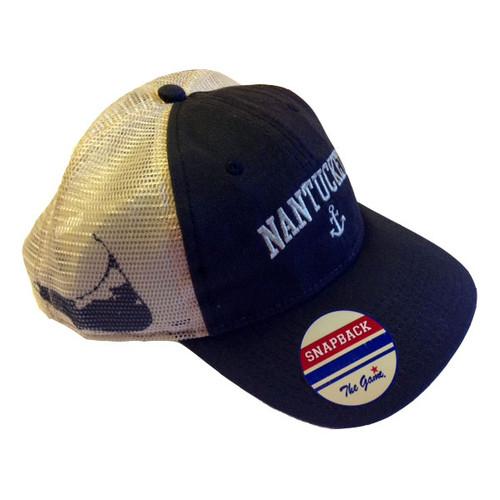 8e70d74f The Sunken Ship - Nantucket Baseball Caps, Baseball Caps