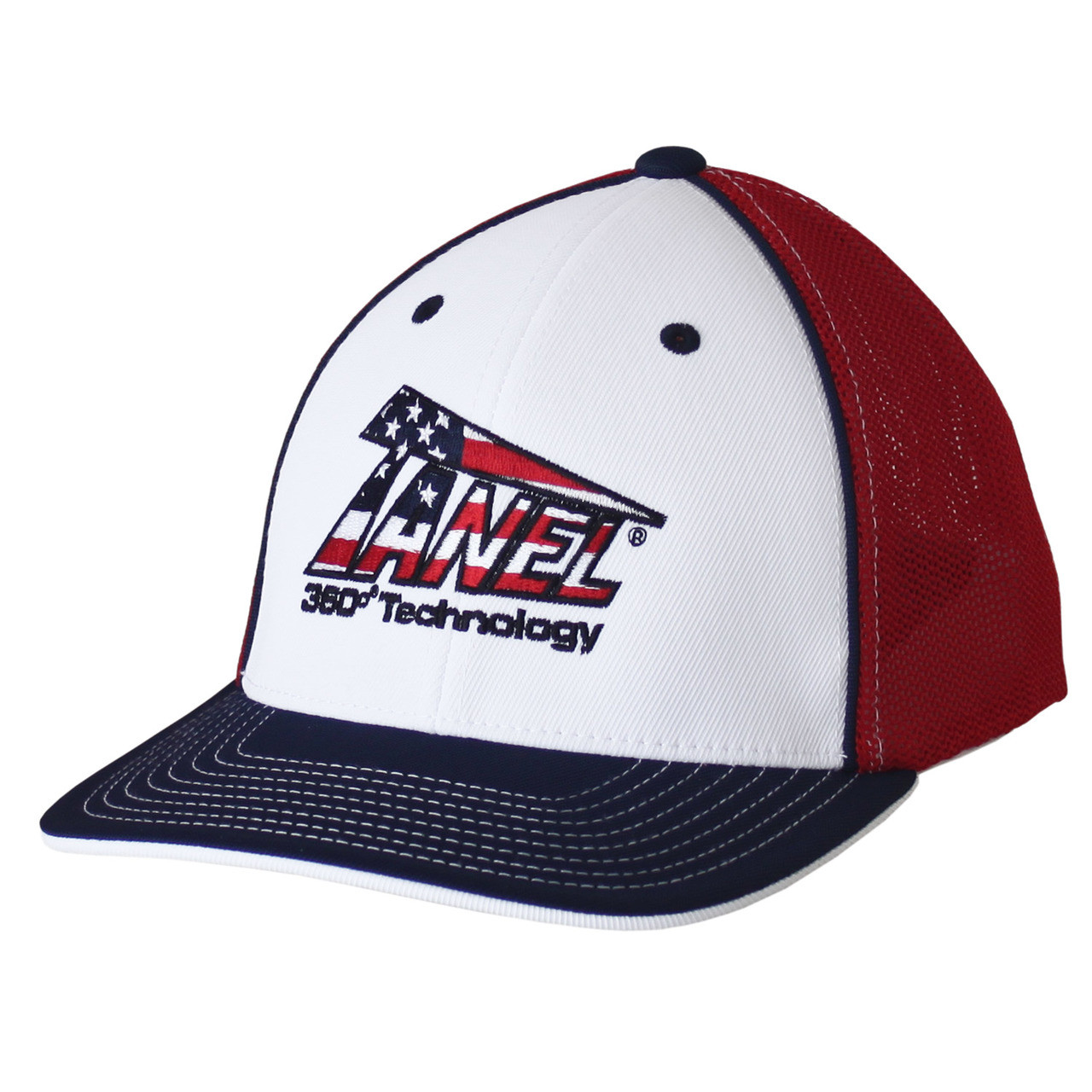 Tanel 360 USA Logo Baseball/Softball Trucker Hat