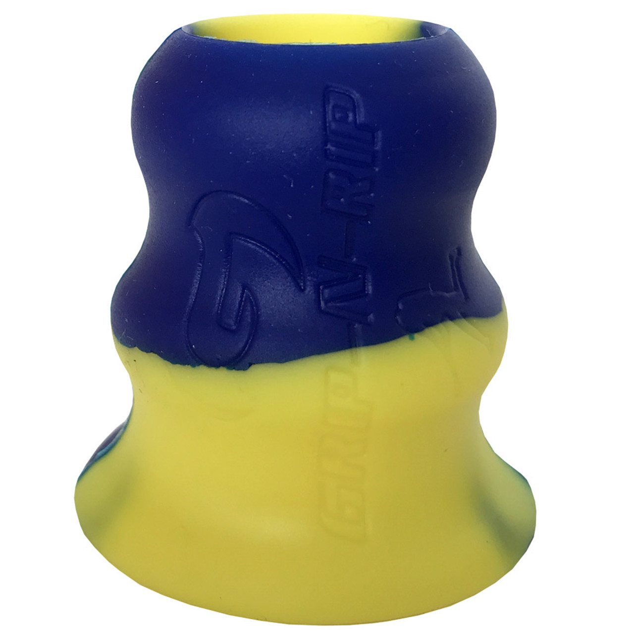 Grip-N-Rip II Softball Bat Taper Yellow//Hot Pink