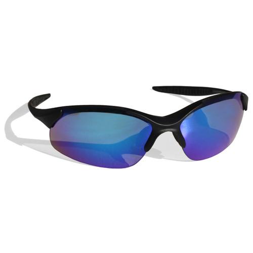 Black/Blue T1 Sunglasses