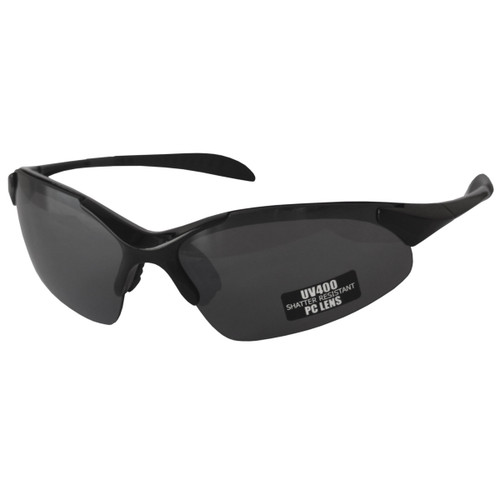 Black/Smoke T1s Sunglasses