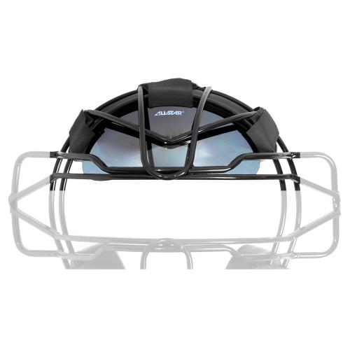 All-Star Sun Visor for Traditional Baseball Catcher/Umpire Mask