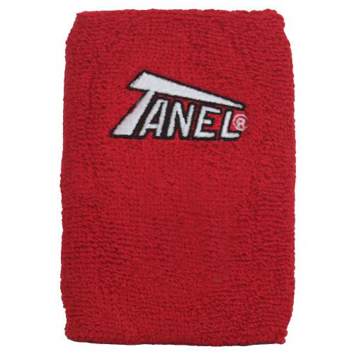 Tanel 360 Custom Baseball//Softball Wristbands White #25