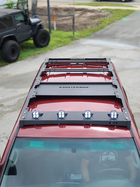 Luggage Tray for 4Runner 4th Gen
