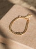Jonesy Wood Logan Curb Chain Bracelet