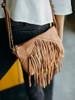 Cut N Paste Molly Fringe Crossbody Bag