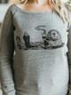 Revival Ink Coffee Otter Sweatshirt