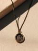 Pyrrha Be Here Now Talisman Necklace