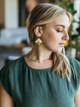Veronica & Harold Vintage Parker Earrings