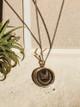 Pyrrha Never Look Back Talisman Necklace