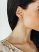 Veronica & Harold Katherine Double Hoop Earrings