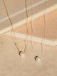 Veronica & Harold Nora Pearl Pendant Necklace