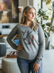 Revival Ink Cute Goat Sweatshirt