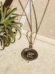 Pyrrha Mother Bear Talisman Necklace