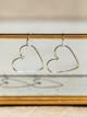 Veronica & Harold Monti Heart Earrings