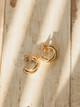 Jonesy Wood Ellery Twisted Hoop Earrings