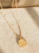 Jonesy Wood Impossible N'est Pas Necklace