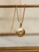 Jonesy Wood Sophie Tiny Locket Necklace