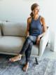 AllFenix Aryah Tie Dye 7/8 Leggings